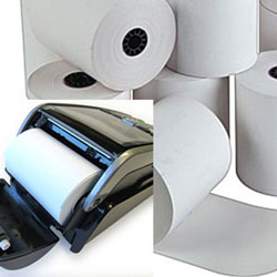 Debit terminal thermal rolls