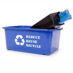 Recycle Your Used Cartridges and Old Printers