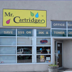 About Mr. Cartridge